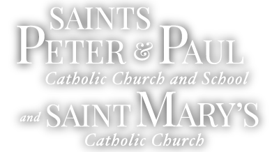 Sts. Peter and Paul Church Logo
